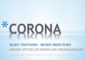 Corona - Mediengegensätze