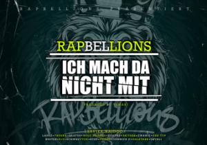 RAPBELLIONS - zensierter Rap gegen Impfung