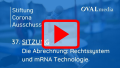 37 - Die Abrechnung - Rechtssystem und mRNA Technologie